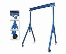 STEEL GANTRY CRANE OPTIONS
